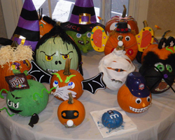 Popular Pumpkin Decorating Contest  Silpada Designs Office Photo